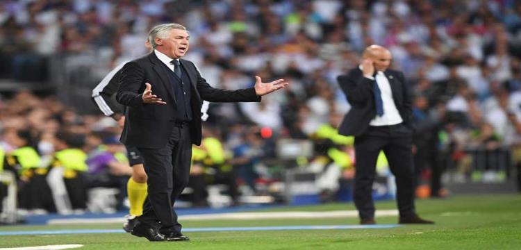 أنشيلوتي مدربا جديدا لنابولي لثلاثة مواسم خلفا لساري