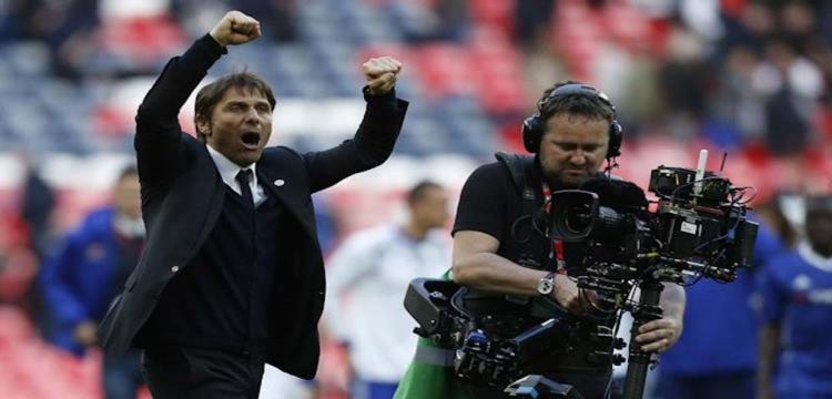 كونتي: الوصول لنهائي كأس الاتحاد الإنجليزي في أول مواسمي انجاز كبير