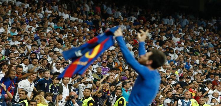 ميسي مرعب مدريد
