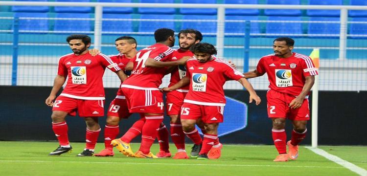 الجزيرة يتوج بلقب الدوري الاماراتي.. ويضمن المشاركة في مونديال الأندية