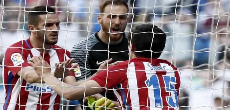 الإصابة تبعد سافيتش عن أتلتيكو مدريد أمام فالنسيا