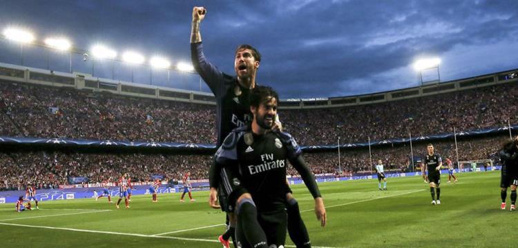 ريال مدريد ، ايسكو ، إيسكو ، راموس