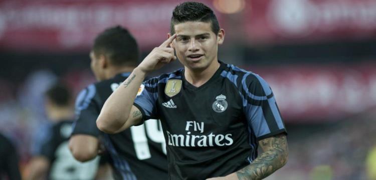 تقارير: مانشستر يونايتد يقترب من ضم خاميس رودريجيز