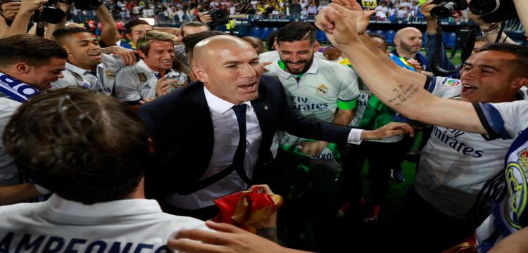 تقرير.. زيدان يواجه مع ريال مدريد سلسلة لا تنتهي من التحديات