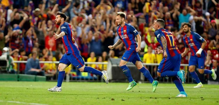 اون سبورت تكشف عن تفاصيل اذاعة مباراة برشلونة بنهائي الكأس