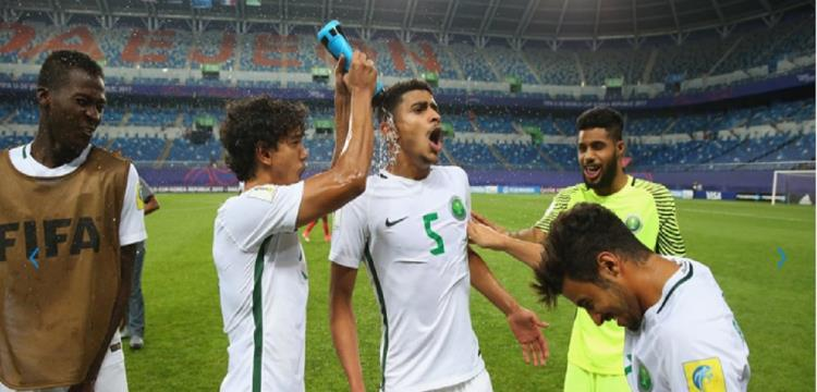 بالأرقام.. السعودية صاحبة أقصر متوسط طول بين اللاعبين في مونديال روسيا