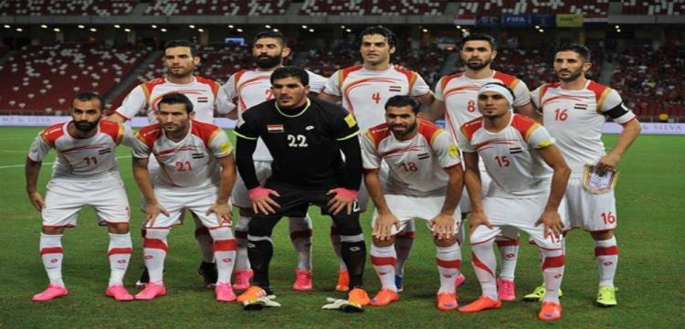 سوريا تخطف تعادلا من الصين في تصفيات مونديال 2018