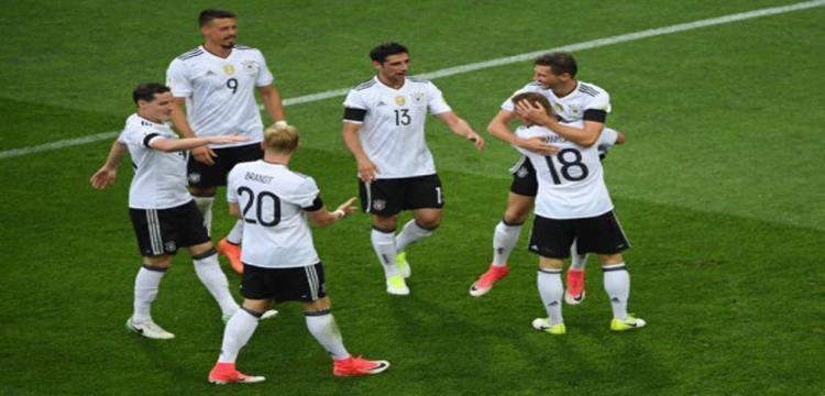مكاسب فنية ومادية يحصدها لاعبو ألمانيا بعد الفوز بكأس القارات