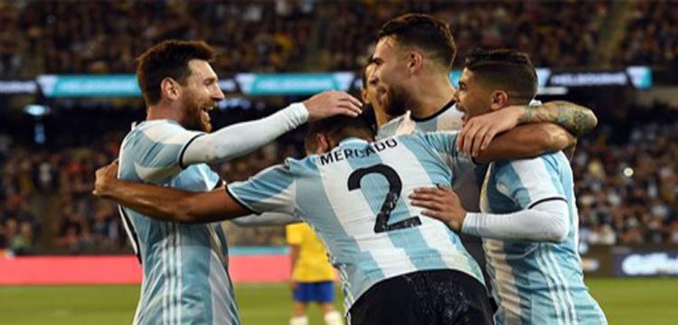 قرار مرتقب يؤهل الأرجنتين لمونديال روسيا