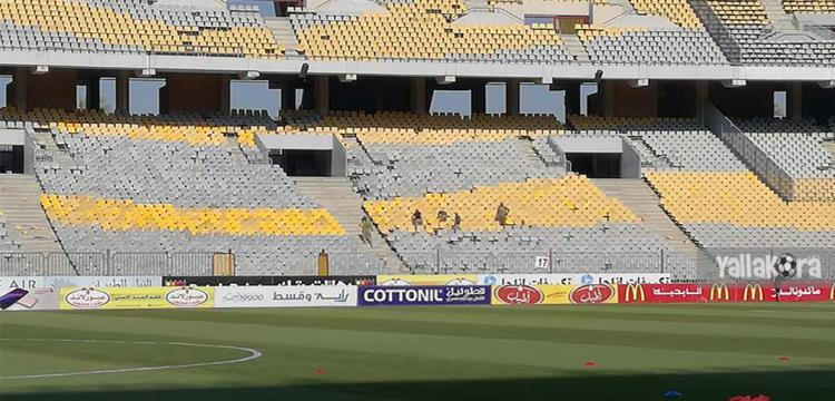 رسميا .. الكاف يطلب تحديد ملعب بديل لبرج العرب لاستضافة مباريات الأهلي والزمالك فى أفريقيا