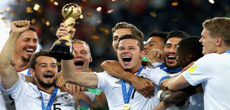 تقرير.. لاعبو الماكينات يبشرون بمستقبل باهر لكرة القدم الألمانية