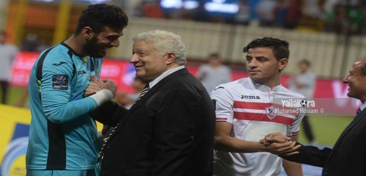 عدلي القيعي: الخطيب لم يجلس مع الشناوي
