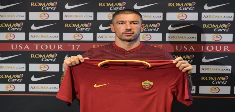 رسميًا.. روما يعيد كولاروف للدوري الإيطالي