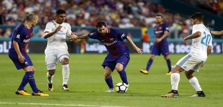 بالفيديو.. في كلاسيكو ناري ومثير.. برشلونة يكرر انتصاره الأخير على ريال مدريد