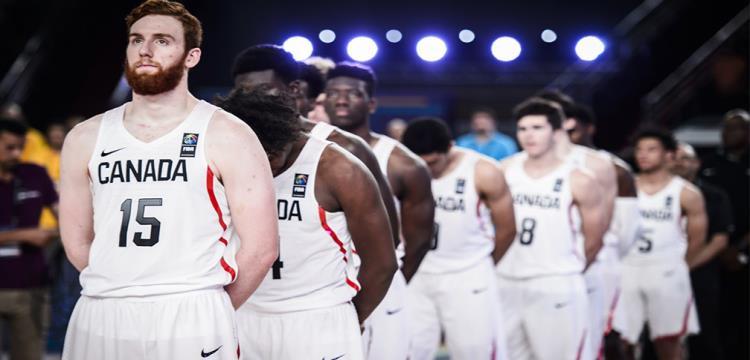 كرة السلة.. كندا بطلاً لكأس العالم للشباب في مصر