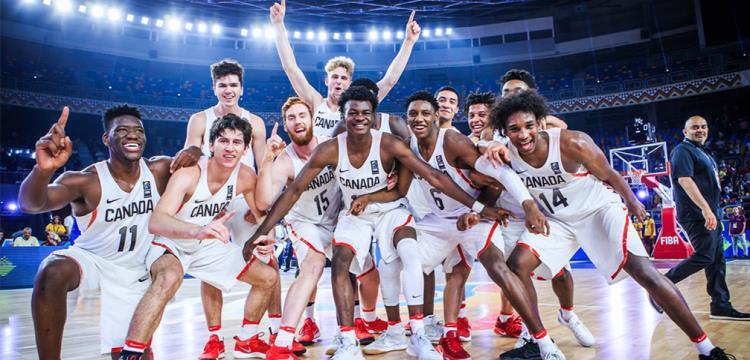 كرة السلة.. الترتيب النهائي لمنتخبات كأس العالم للشباب في مصر