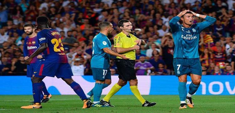 صباحك أوروبي.. رسالة نيمار للاعب برشلونة.. وماذا قال رونالدو أثناء طرده؟