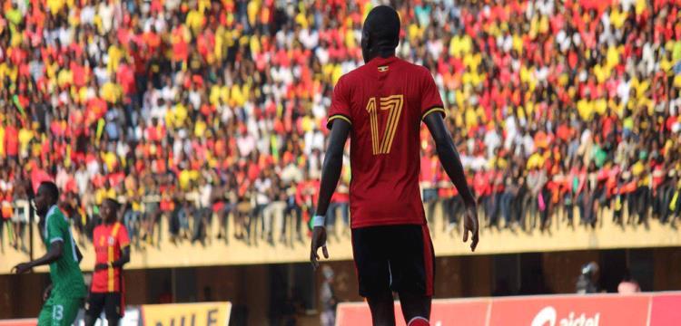 فاروق ميا ، أوغندا ، اوغندا