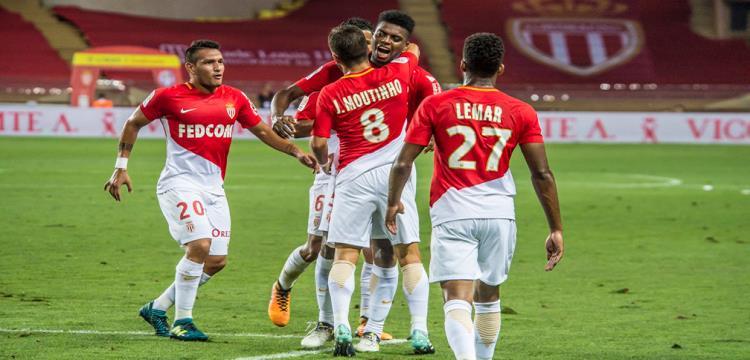 موناكو يستهل مسيرته بالدوري الفرنسي بالفوز على نانت