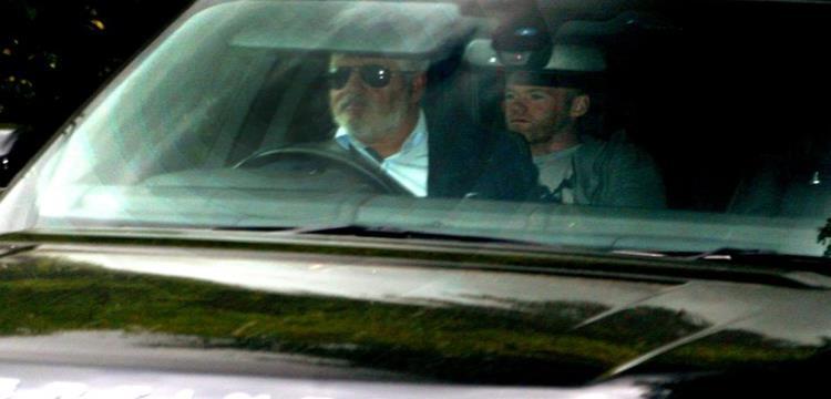 روني في أمريكا لحسم انتقاله لفريق دي سي يونايتد