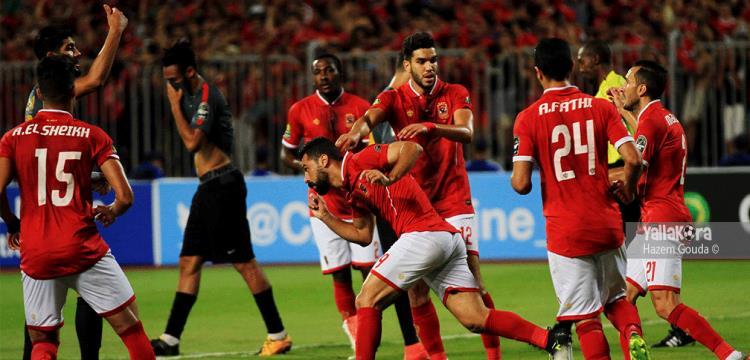 مروان هشام: التاريخ يقول إن الأهلي سيفوز بأبطال أفريقيا الموسم المقبل