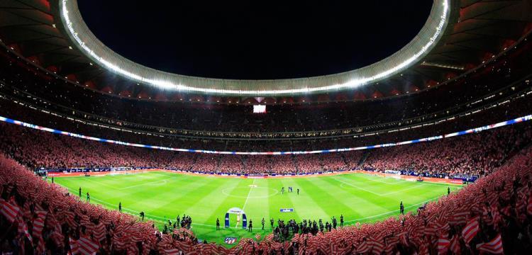 رسمياً.. ملعب أتليتكو مدريد الجديد يستضيف نهائي دوري الأبطال 2019