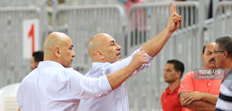 إبراهيم حسن عن تحقيق المركز الثالث: خير وبركة.. وكنا نستحق الفوز أمام الإسماعيلي