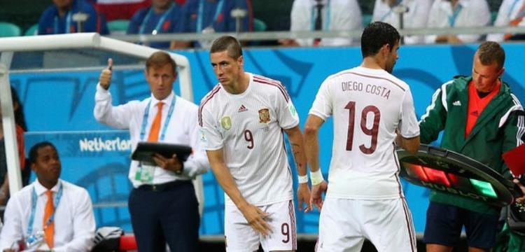 تقرير.. كوستا يقترب من حجز مكانه في قائمة إسبانيا للمونديال