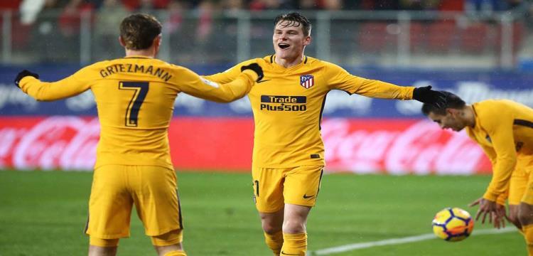 أتلتيكو وليون ومارسيليا يقتربون من التأهل لثمن نهائي دوري أوروبا