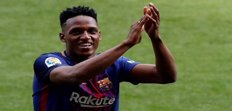 قبل غلق الانتقالات بـ5 دقائق.. ثنائي برشلونة إلى إيفرتون رسميًا