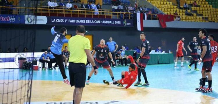 كرة اليد.. مصر تصعق الكونغو وتتأهل لربع النهائي الأفريقي عن طريق الصدارة