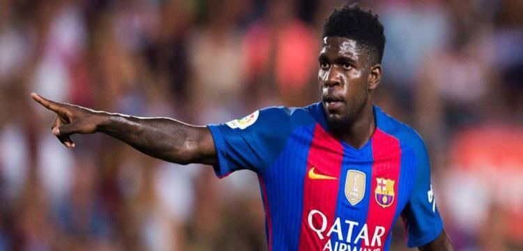 أومتيتي يجدد عقده مع برشلونة حتى 2023