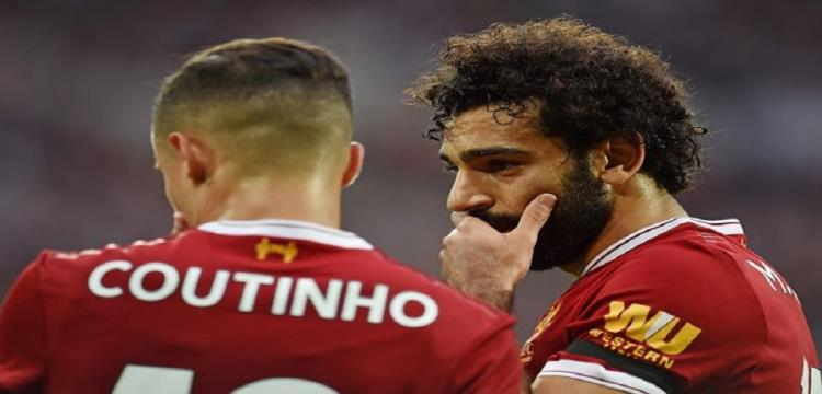 تقارير إسبانية: كوتينيو يبلغ صلاح بسيناريو انضمامه لبرشلونة لإقناعه برفض الريال