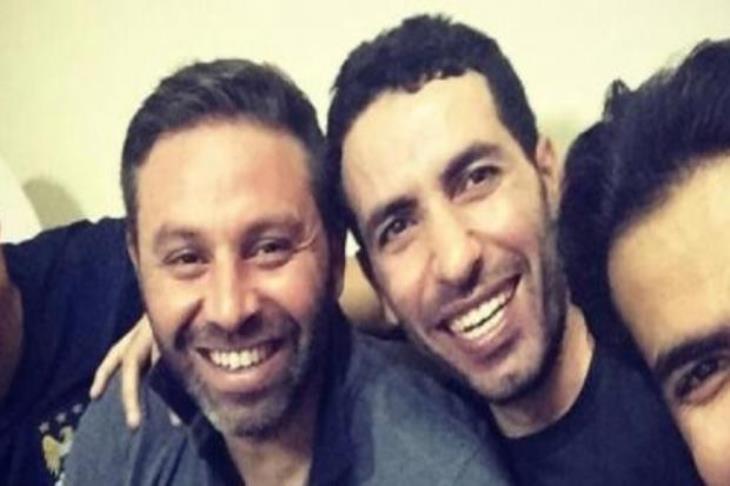 أبو تريكة ونجوم الرياضة يدعمون حازم إمام في أزمته مع مرتضى منصور