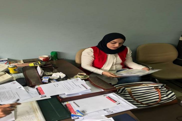 على مقعد المرأة.. دينا الرفاعي تترشح لخوض انتخابات اتحاد الكرة التكميلية