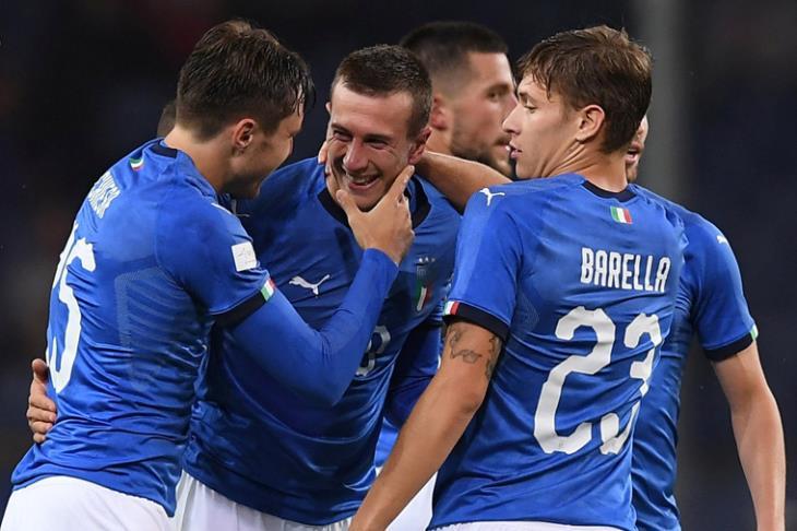 بالفيديو.. إيطاليا تتعادل مع أوكرانيا وديا