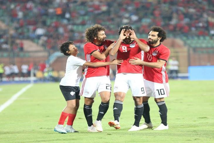 مصر تواجه نيجيريا ودياً في مارس المقبل