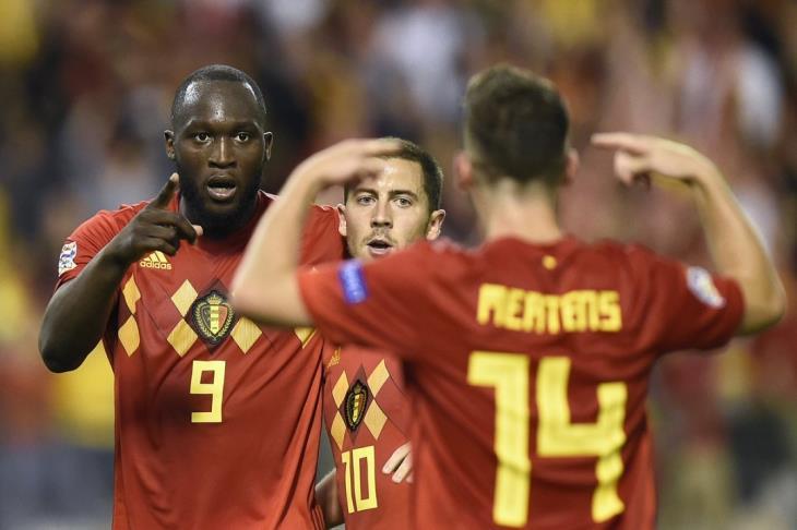 تقدم بلجيكي وهدية مزدوجة لإسبانيا في دوري الأمم الأوروبية
