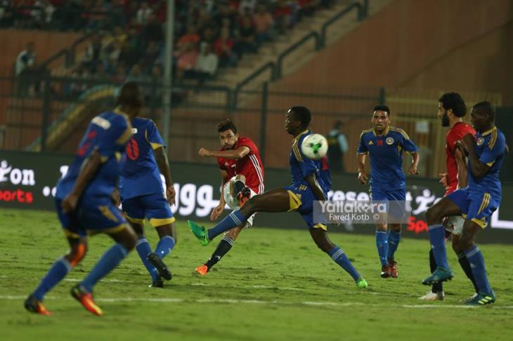 فيديو.. تريزيجيه يُسجل أول أهدافه الرسمية مع المنتخب في مباراة إي سواتيني