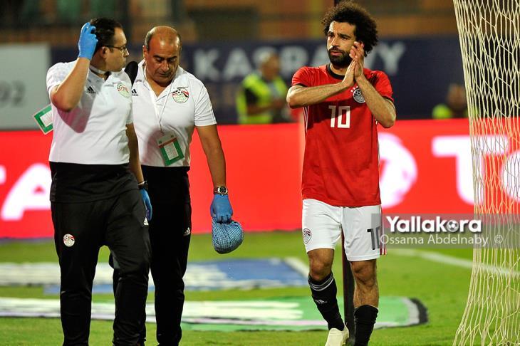 عبد الغني: صلاح يتحمل مسئولية مشاركته.. ولا يوجد بديل لتعويضه