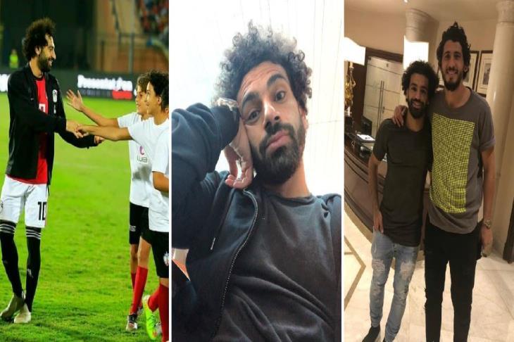 بعد إصابة وهدف أولمبي.. صلاح يغادر القاهرة.. ويعود إلى ليفربول خلال أيام