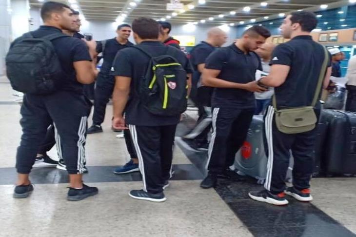 كرة يد.. الزمالك يصل تونس استعدادًا لمعسكر بطولة إفريقيا