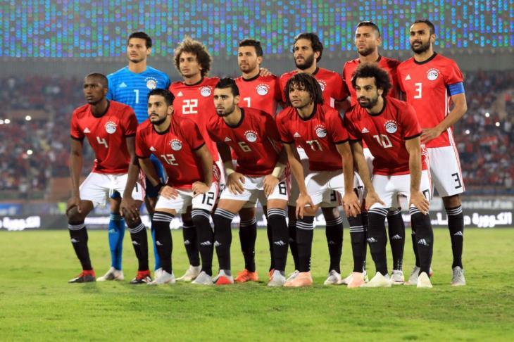 ضم السعيد وسليمان وفتوح.. 25 لاعبا في القائمة النهائية لكأس الأمم الإفريقية