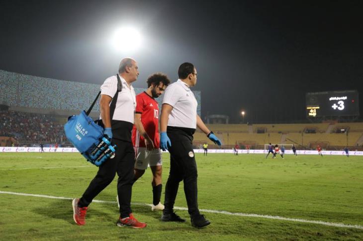المنتخب: ليفربول طلب مشاركة صلاح لدقائق أمام إي سواتيني