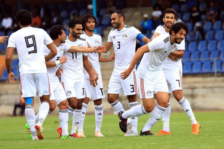 """منتخب مصر يفوز على إيسواتيني ويُسقط """"درع الملك"""" في الطريق للكاميرون"""