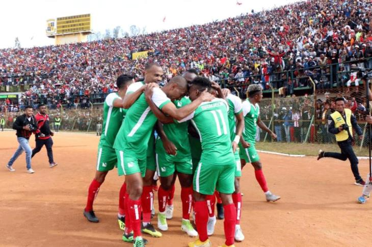 تصفيات أمم أفريقيا 2019.. مدغشقر تكتب التاريخ وتتأهل للمرة الأولى