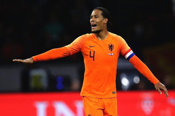 كومان: ليفربول طلب من فان دايك عدم اللعب مع هولندا.. لكنه رفض