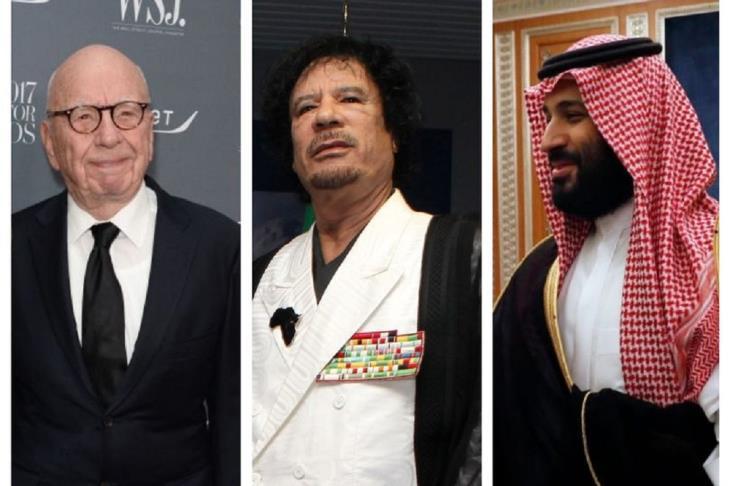 قبل بن سلمان.. 4 مستثمرين حاولوا شراء اليونايتد.. القذافي أحدهم