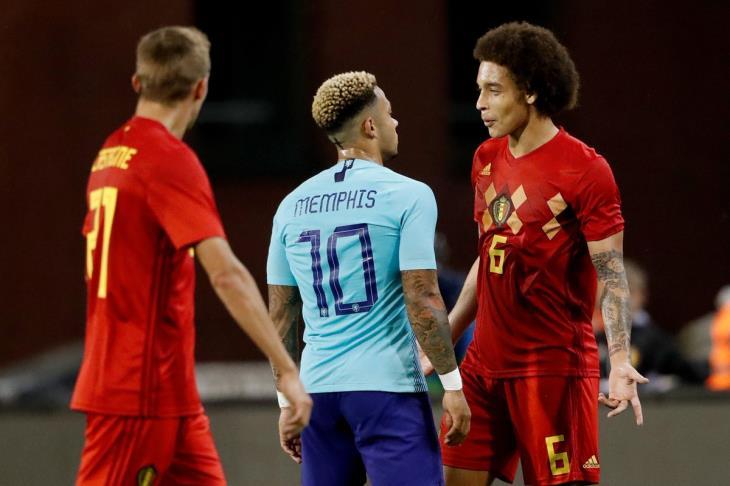 تعادل بلجيكا وهولندا وديا.. وفوز الدنمارك على النمسا
