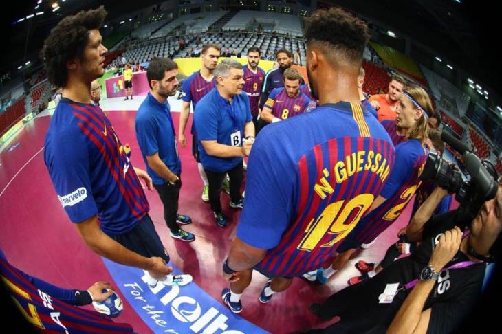 كرة يد.. برشلونة يتوج بكأس العالم للأندية للمرة الرابعة